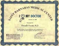 Urologist Barnabas Health