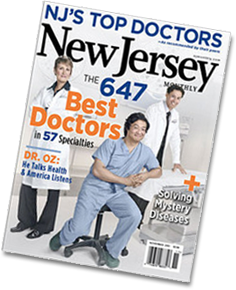 NJ's Top Doctors